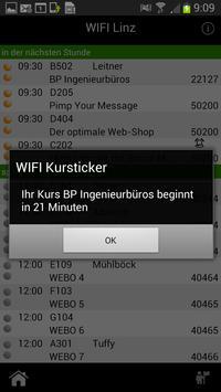 WIFI Kursticker screenshot 2