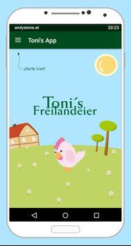 Toni's App poster