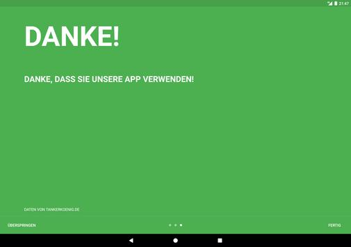 Tanken DE apk screenshot