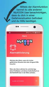MyXOON - Connects you! screenshot 4