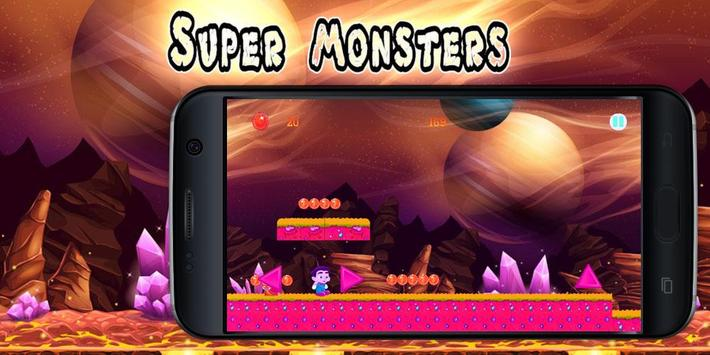 Super Attack of  the monsters apk screenshot