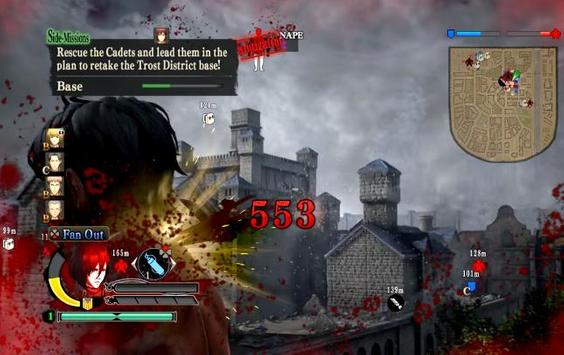 New Attack On titan game Guide screenshot 1