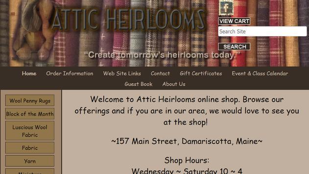 Attic Heirlooms apk screenshot