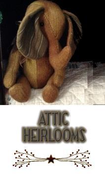 Attic Heirlooms poster