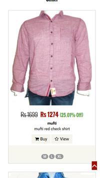 Fusion Attire Online Shopping apk screenshot