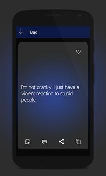 Attitude Status screenshot 2