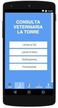 Consulta Veterinaria La Torre apk screenshot