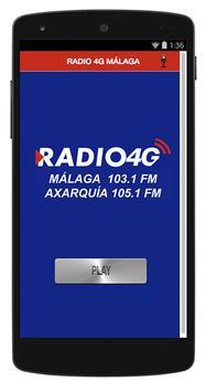 Radio 4G Málaga screenshot 2