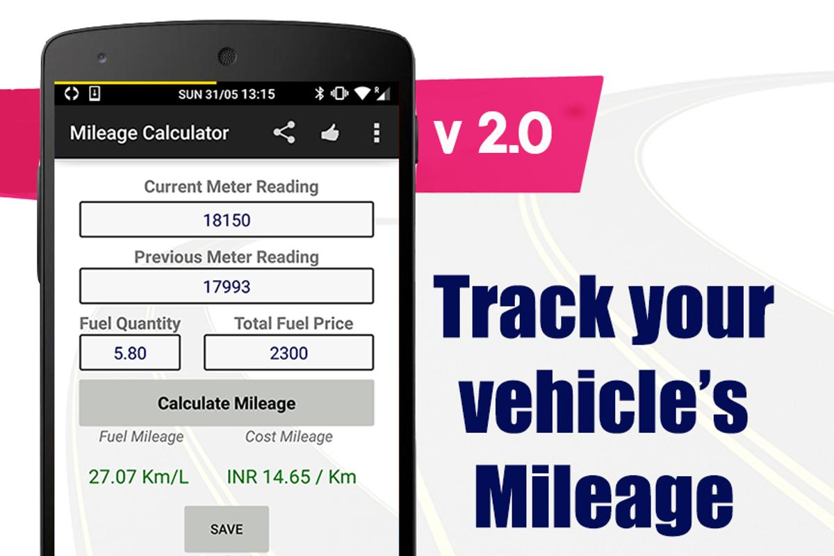 mileage calculator apk تحميل مجاني الأدوات تطبيق لأندرويد