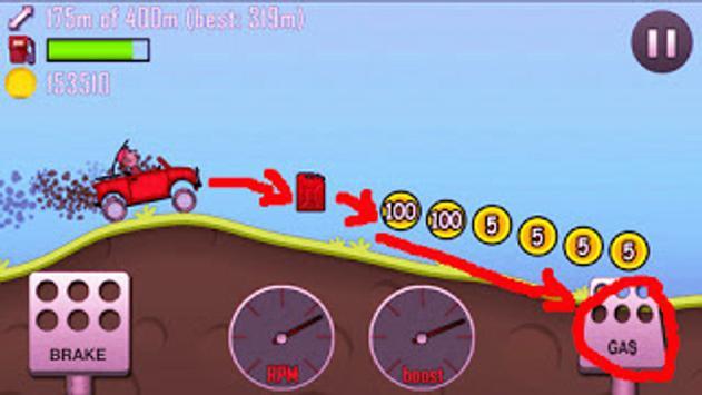 ATV Racing Climb Guide apk screenshot