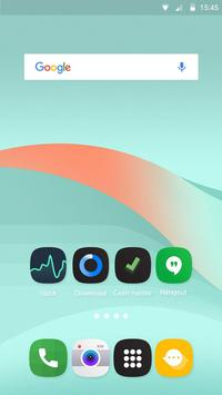 Desire 555 Theme and Launcher - HTC screenshot 1