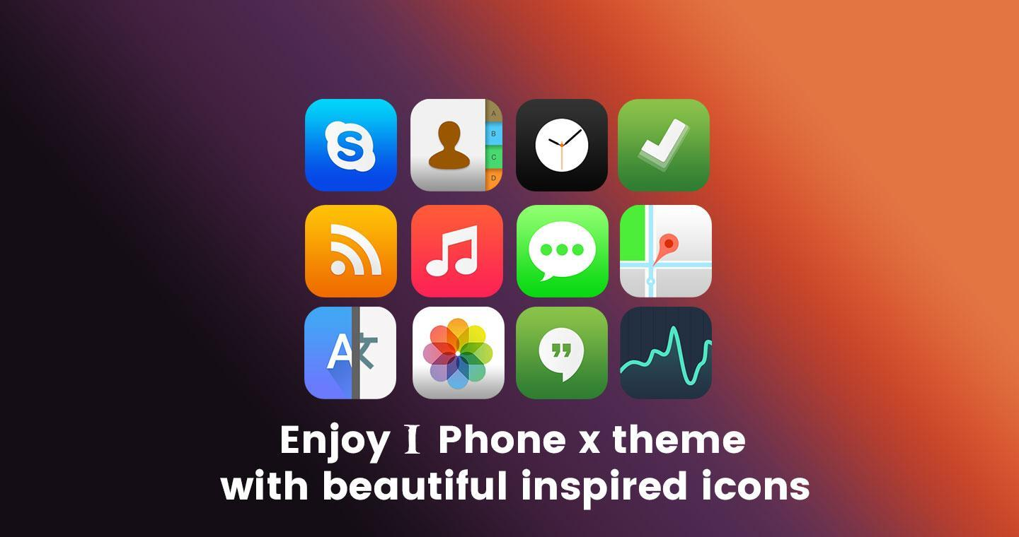 Theme & Launcher for iPhone X for Android - APK Download