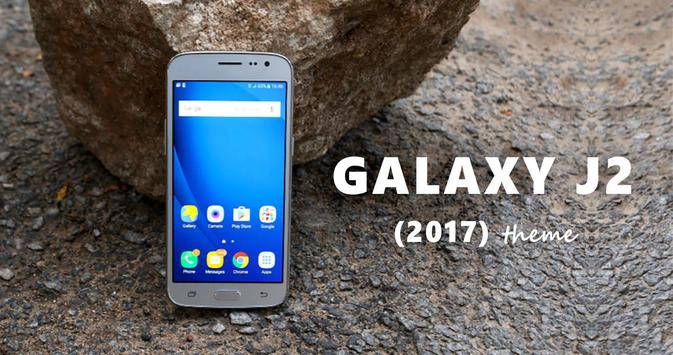 Theme for Samsung Galaxy J2 2017 poster