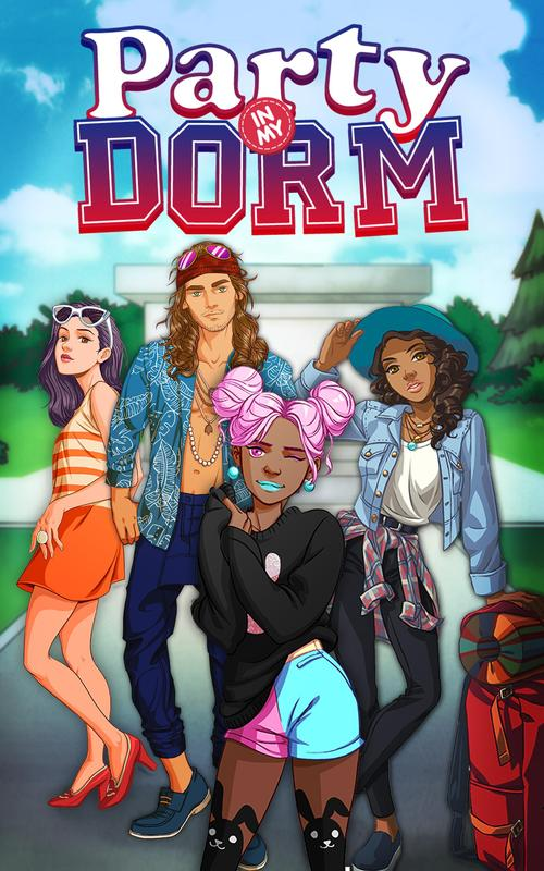 Party In My Dorm Apk Download Free Casual Game For