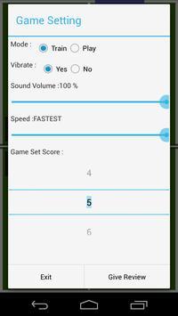 Finger Ping Pong apk screenshot