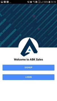 ABK-Sales Mobile App screenshot 3