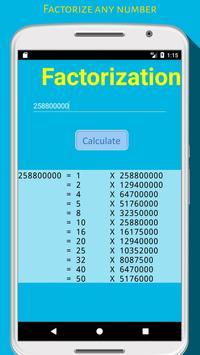 XMath screenshot 2