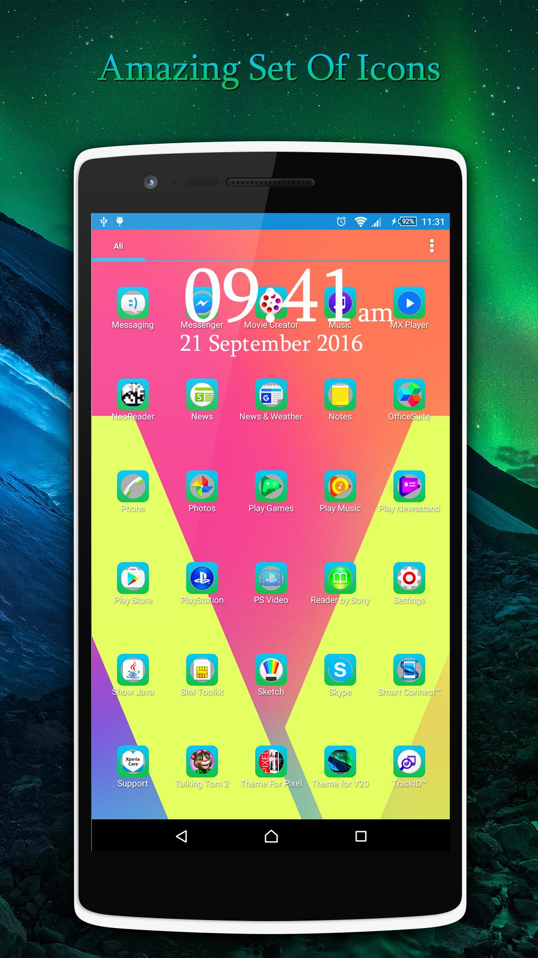 Theme for LG V20 for Android - APK Download