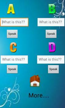 KuttyApp for Kids screenshot 1