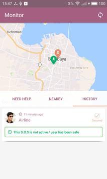 PakPol - Smart SOS apk screenshot