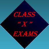 Class X Exams icon