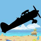 Atomic Bomber Bomb Attack Full icon