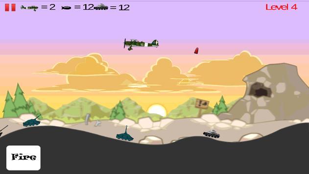 Atomic Bomber Bomb Attack Full apk screenshot