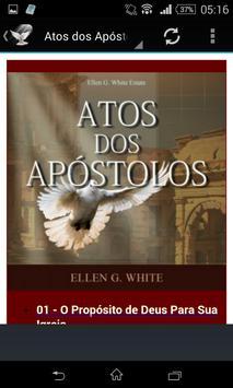 Atos dos Apóstolos poster