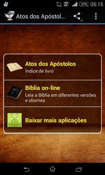 Atos dos Apóstolos apk screenshot