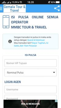 Gemala Travel apk screenshot