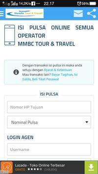 MMBC Humair Travel apk screenshot