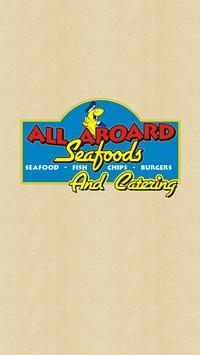All Aboard Seafoods poster