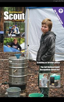 Australian Scout magazine screenshot 1