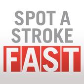 Spot a Stroke F.A.S.T. icon