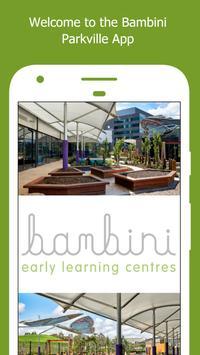 Bambini Parkville poster