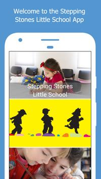 Stepping Stones Little School poster