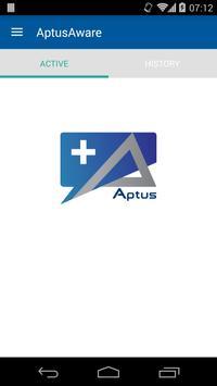 AptusAware poster