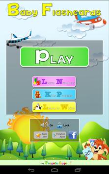 Baby FlashCards for Kids apk screenshot