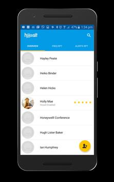 Hoosit Contacts Manager apk screenshot