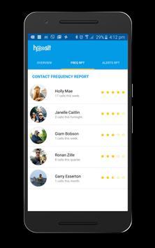 Hoosit Contacts Manager screenshot 6