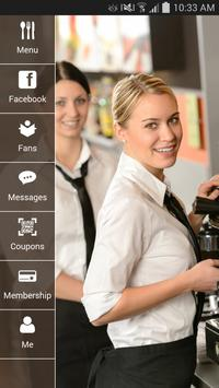 Appeasy - Cafe Business poster