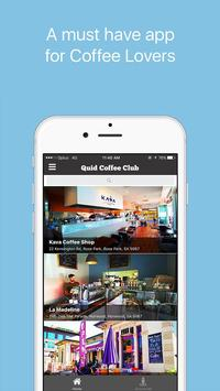 Quid Coffee Club poster