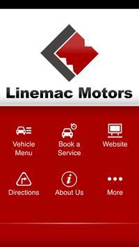 Linemac Motors poster
