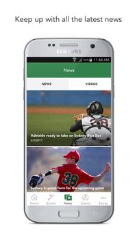 Baseball Live apk screenshot