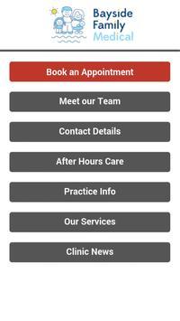 Bayside Family Medical screenshot 2