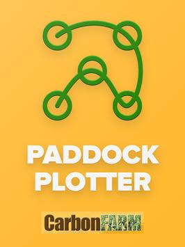 CarbonFARM Paddock Plotter poster