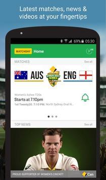 Cricket Australia Live poster