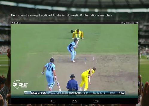 Cricket screenshot 9