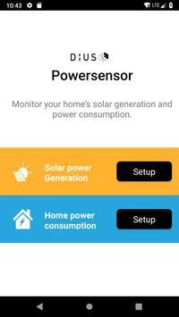 Power Sensor by DiUS poster