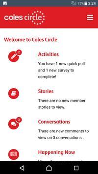 Coles Circle screenshot 1
